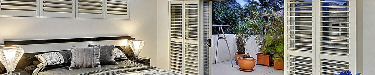 Darren's Blinds, Shutters and Curtains installed and supplied to the sunshine coast